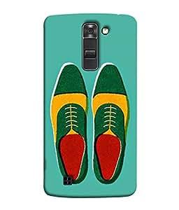 PrintVisa Boots 3D Hard Polycarbonate Designer Back Case Cover for LG K10 :: LG K10 Dual SIM :: LG K10 K420N K430DS K430DSF K430DSY