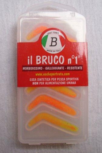 il-bruco-la-sensation-in-italia-in-arancione-giallo