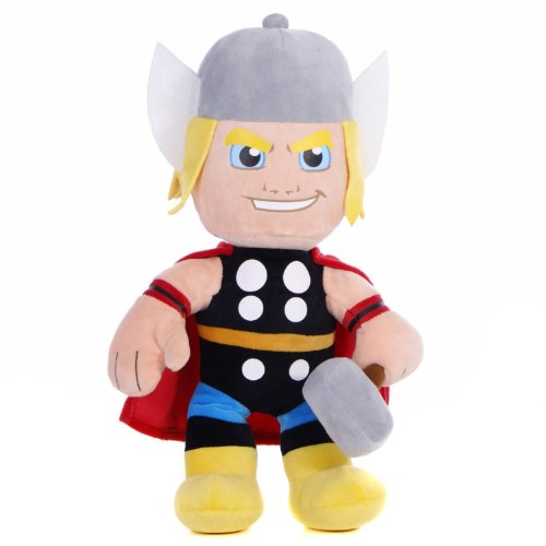 Thor Plush - classic design - Marvel - 25cm 10""