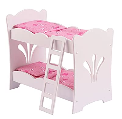 Kidkraft Lil Doll Bunk Bed produced by KidKraft - quick delivery from UK.
