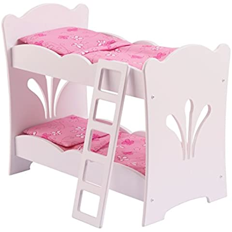 Kidkraft 60130 - Lil' Doll Letto a