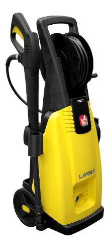 Lavorwash Runner 20 Vertical Eléctrico 400l/h 2100W Negro, Amarillo Limpiadora de alta presión o Hidrolimpiadora - Limpiador de alta presión (Vertical, Eléctrico, 8 m, Negro, Amarillo, 400 l/h, 140 bar)