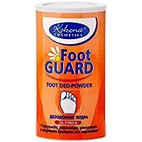 Foot Guard Deodorant Powder Paraben Free 50 g