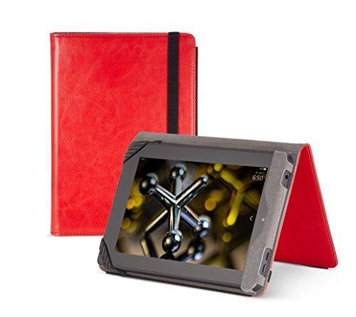 Generation Amazon Hülle Kindle 4. (MarBlue Atlas Plus Hülle für Fire HD 7 (4. Generation - 2014 Modell), Rot)