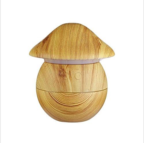 ZLAHY Humidificador Venta Mayor USB Mushroom Wood