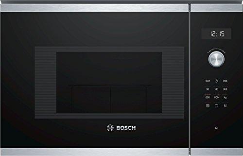 Bosch Serie 6 BEL524MS0 Integrado - Microondas (Integrado, Microondas con grill, 20...