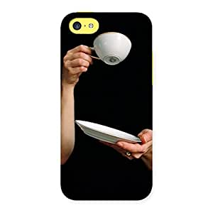 Neo World Beautiful Hands Back Case Cover for iPhone 5C