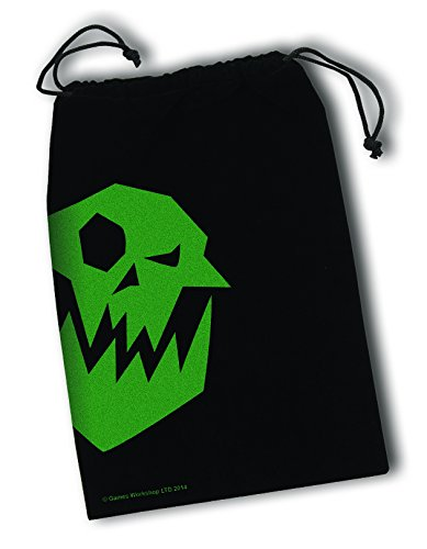 Warhammer 40k: Ork Dice Bag
