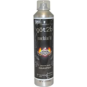 Got2B Rockin' It Hairspray, 9.2-Ounce