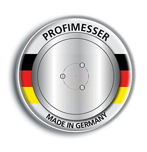 Graef M20EU Allesschneider Master M 20, silber -