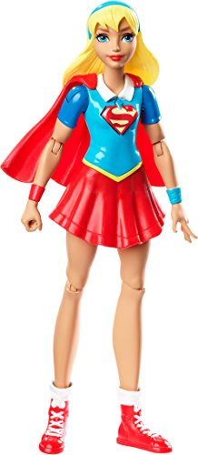 DC Super Hero Girls - Supergirl, figuras de acción (Mattel DMM34)