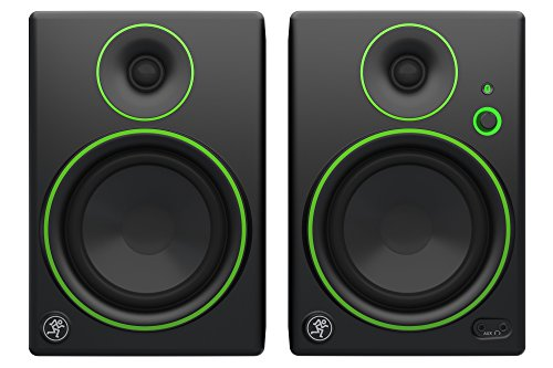 Mackie CR5BT Creative Reference Multimedia Monitore (Paar) (Mackie Studio-monitore)