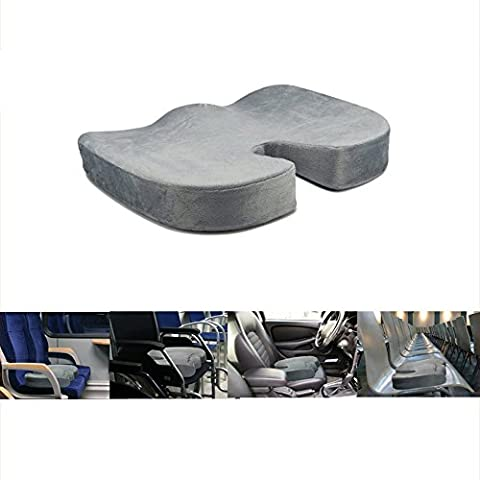 Comfortable Non Slip Memory Foam Supporting Buffer Seat - Treatment