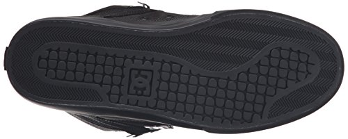 DC Shoes Spartan Hi WC SE Mens Shoe D0303358, Baskets mode homme Black (bk3)
