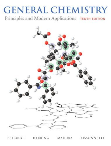 General Chemistry: Principles and Modern Applications with MasteringChemistry: with MasteringChemistry by Ralph H. Petrucci (2010-06-03)