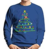 Coto7 Gaming Christmas Tree Men's Sweatshirt