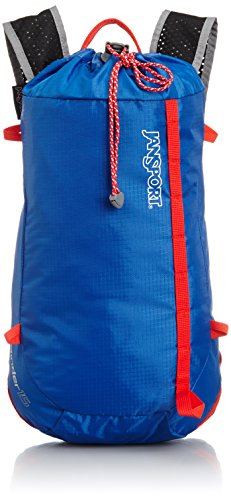"JanSport Sinder 15 Backpack - Blue Streak / 18.1""H x 9.5""W x 5.1""D"