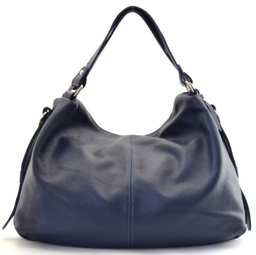 OH MY BAG Arizona, Borsa a spalla donna compact blu scuro