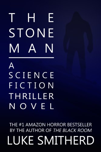 Book cover image for The Stone Man - A Science Fiction Thriller
