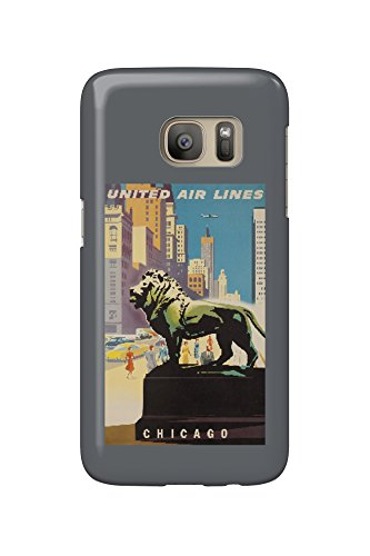united-airlines-chicago-vintage-poster-artist-binder-usa-c-1948-galaxy-s7-cell-phone-case-slim-barel