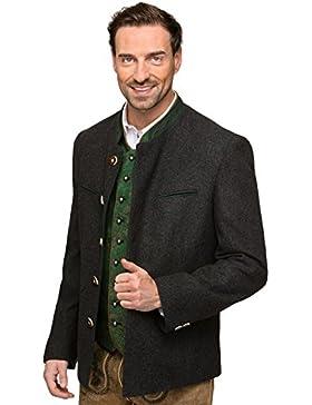 Janker Loden Stachus - ein besonderer Trachtenjanker für modewusste Männer, klassischer Lodenjanker aus bester...