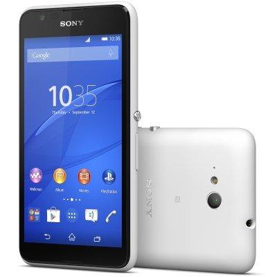 Image of Sony XPERIA E4G E2003 weiß, SIMfree