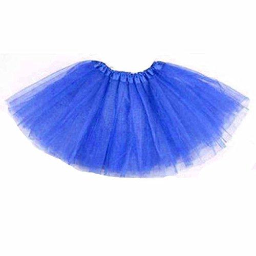 Tutu Skirt - Mini Skirt For Ballet Dance Photography Prop Costume Outfit Party Dance wear ,Sparkling Stars Sequins Princess Girl's Pettiskirt Dress-up Tutu Tulle Skirt.LED LIGHTS INSIDE