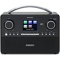 Roberts Radio Stream93i - Minicadena (DAB+/FM/Spotify/ USB + WIFI, incluye mando a distancia)