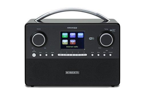Roberts Radio Stream93i DAB/DAB+/FM RDS and WiFi Internet Radio