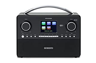 Roberts Radio Stream93i DAB/DAB+/FM RDS and WiFi Internet Radio with Three Way Speaker System (B008R8B8QC) | Amazon Products