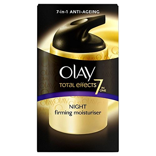 Olay Total Effects 7 X Nuit Firming Crème hydratante (50 ml) – Lot de 2