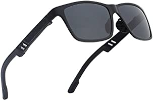 CGID Polarised Sunglasses Black Cat 4 Lenses Full UV400 Protection