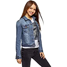 cheaper c552a f5e28 Amazon.it: Giacca Jeans Donna