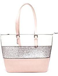 Gallantry-sac porté main femme-sac cours fille en paillette