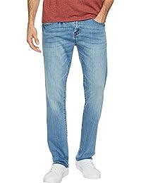 Ben Sherman Men's Stretch Denim-Slim/Straight Jeans