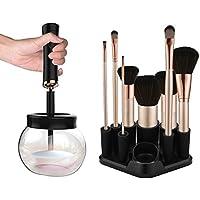 Make Up Brush Cleaner, Make up cepillo limpiador y lavadora, completamente limpia y seca