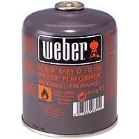 Weber 26100 - Botella De Gas Pequeña 445Gr
