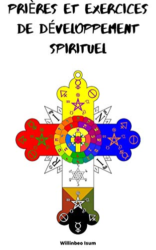 Couverture du livre PRIÈRES ET EXERCICES DE DÉVELOPPEMENT SPIRITUEL