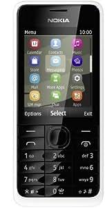 Téléphone GSM NOKIA 301 BLANC