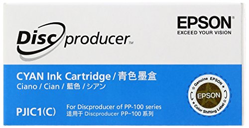 Epson C13S020447 Cartridge PJIC1 für PP-100, cyan