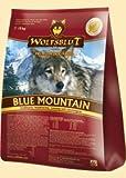 Blue Mountain Trockenfutter für Hunde mit Wild und Waldfrüchten 8 kg (4x2kg) Wolfsblut