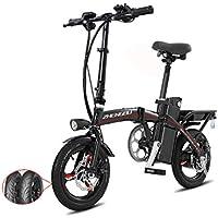 Bicicleta eléctrica Mini-Drive para Hombres y Mujeres Scooter Adulto Plegable Auto batería de múltiples