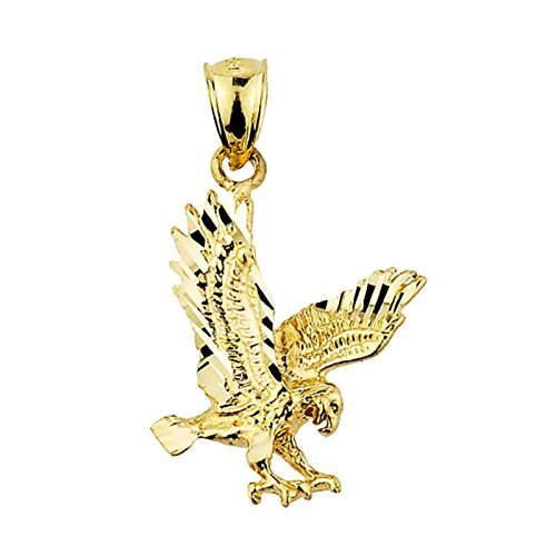 textur-or-jaune-14k-pendentif-aigle-datterrissage