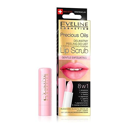 Exfoliante labial en barra Eveline
