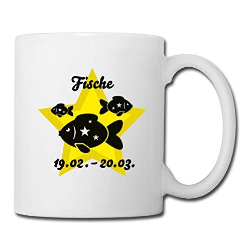 41eL5PO5l-L Sternzeichen Fische Kaffeetasse Becher Tasse
