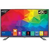 Kevin 124.5 cm (49 inches) KN49UHD 4K LED Smart TV (Black)
