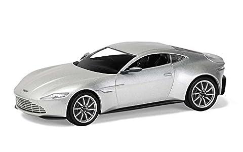 Hornby James Bond Aston Martin DB10 Spectre Car (Silver) by Hornby
