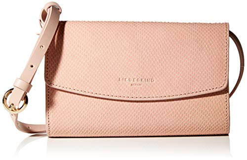 Liebeskind Berlin Damen Valentine Special Clutch Small Pink (Dusty Rose), 5x14x21 cm