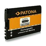 Batterie BL-5J | BL5J pour Nokia 5228 | 5230 | 5233 | 5235 | 5800 Navigation | 5800 XpressMusic | 5800T | 5800xm | Asha 200 | Asha 201 | Asha 302 | C3 | C3-00 | Lumia 520 | N900 | X1 | X1-00 | X1-01 | X6 | X6 8GB | X6 16GB | X6 32GB et bien plus encore… [ Li-ion, 1500mAh, 3.7V ]
