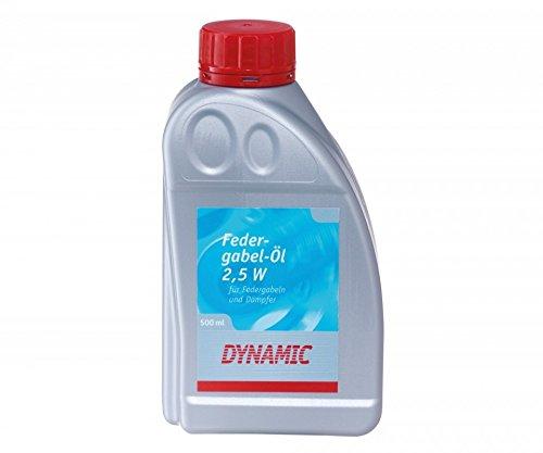 federgabel oel Dynamic Federgabel-Öl, Viskosität 2,5 W 500 ml Dämpferöl Gabelöl f Fox Marzocchi, F-047